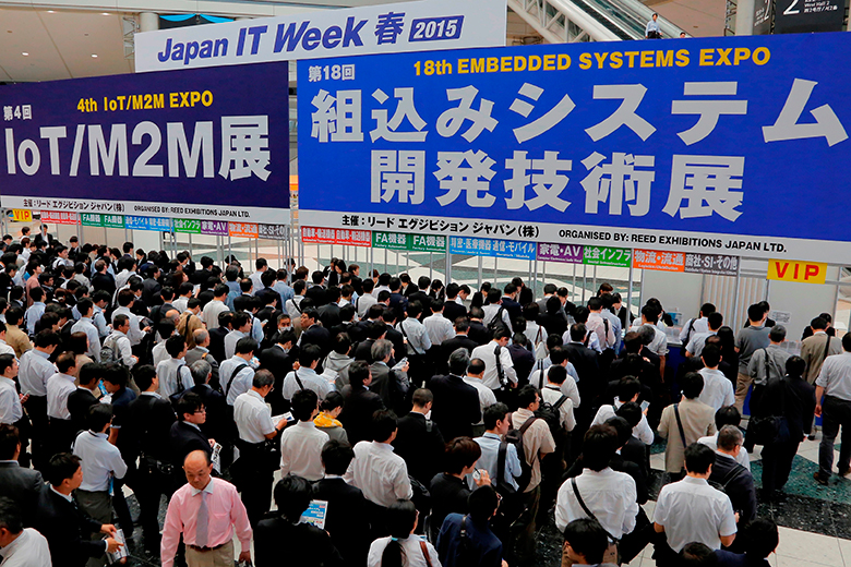 Japan IT Week Embedded Systems Expo